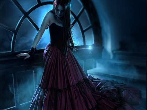 Как становятся ведьмами