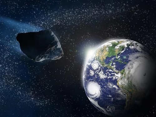 Земля чудом избежала столкновения састероидами 25и9января
