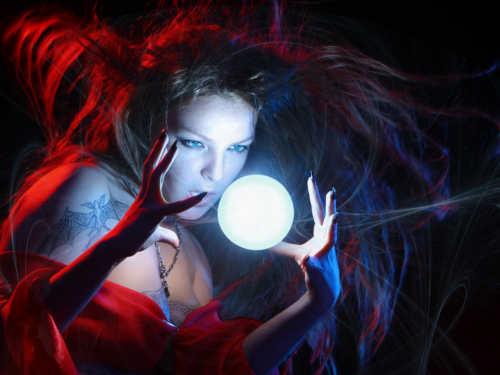Как распознать ведьму вженщине