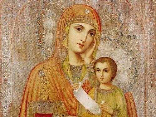 7февраля— день иконы Божией Матери «Утоли моя печали»