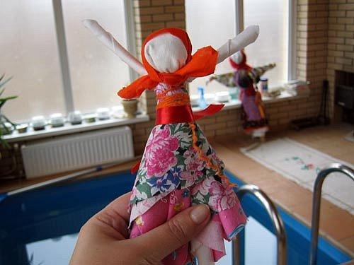 Кукла Масленица: делаем домашний оберег своими руками
