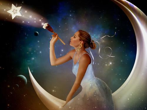 Ритуалы напривлечение денег нарастущую Луну