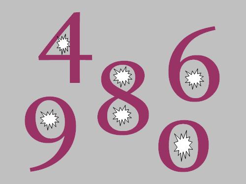 Цифры удачи: числовые заговоры навсе случаи жизни