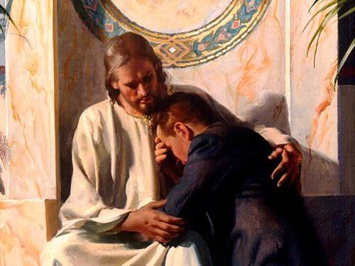 Молитвы опрощении грехов