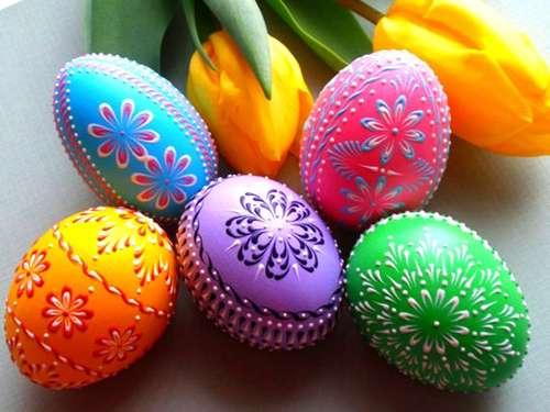 Зачем ипочему наПасху красят яйца