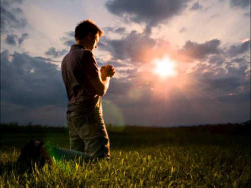 Молитвы наудачу перед выходом издома