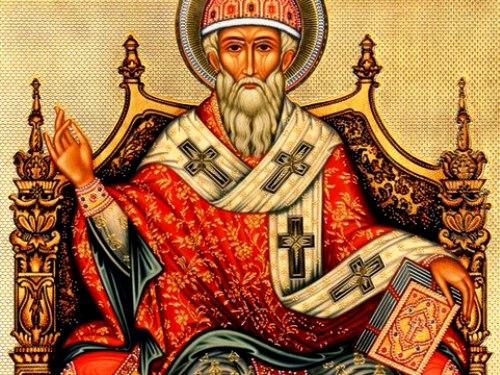 Молитвы Спиридону Тримифунтскому оденьгах иблагополучии