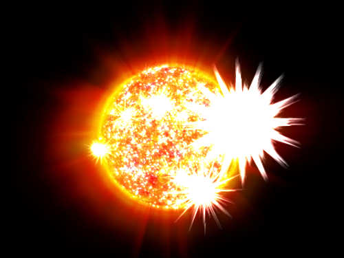 Ученые прогнозируют снижение солнечной активности