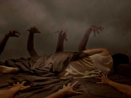 Что нужно сделать, чтобы плохой сон несбылся