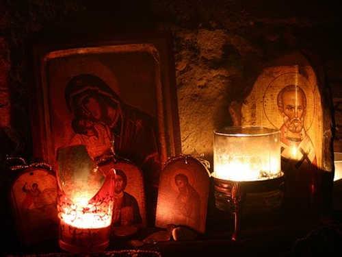 Православные молитвы отпорчи исглаза