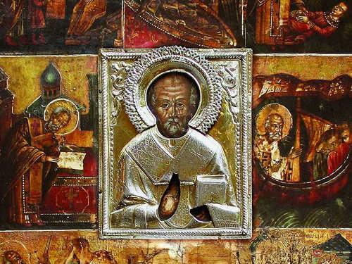 Великорецкая икона Николая Чудотворца