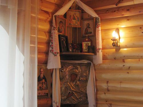Икона Василия Блаженного