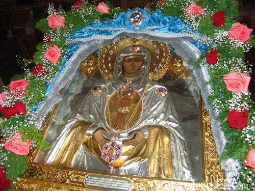 Икона Божией Матери «София— Премудрость Божия»
