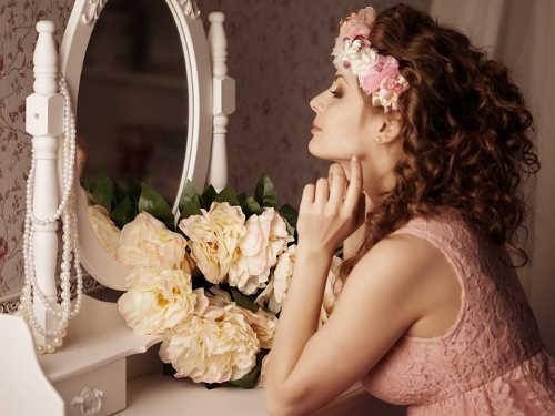 10слов, которые полезно говорить перед зеркалом: привлекаем любовь иудачу