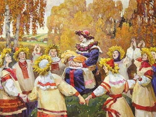 Осенины 21сентября: три обряда наудачу иденьги