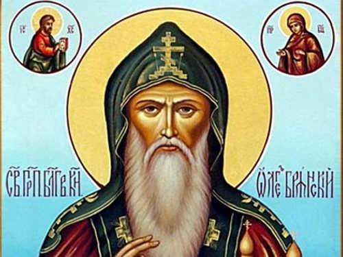 Икона Олега Брянского