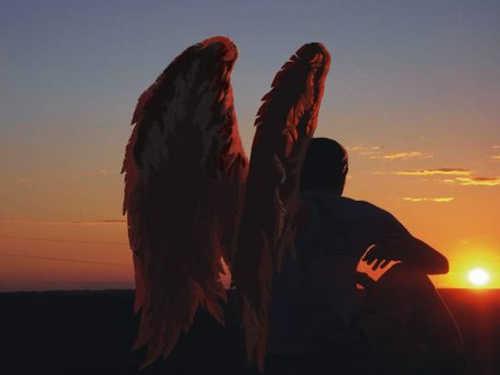 Медитация «Крылья Ангела»: избавляемся отпроблем ипривлекаем удачу