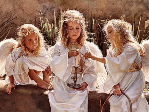 Икона «Вера, Надежда, Любовь иМать ихСофия»