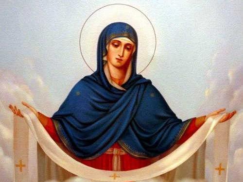 Покров Пресвятой Богородицы: история изначение праздника
