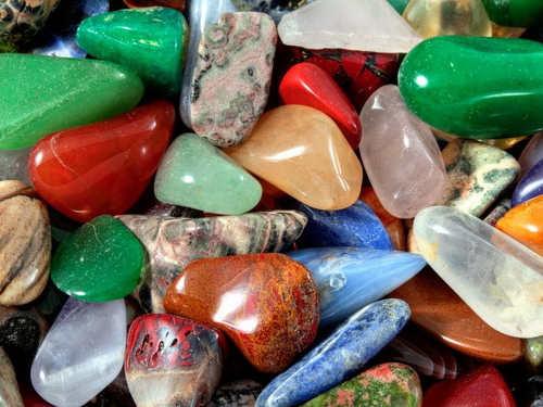 Как заговорить камень-талисман наудачу иденьги