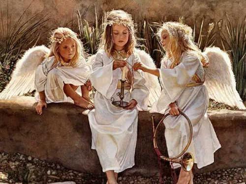 Молитва «Три ангела»— самый сильный оберег отпроблем инеприятностей