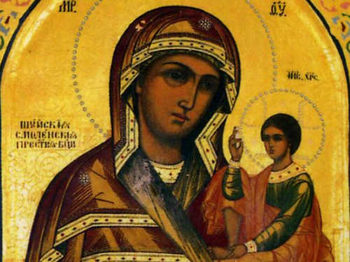 Шуйская икона Божией Матери