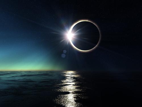 Солнечные илунные затмения в2018 году