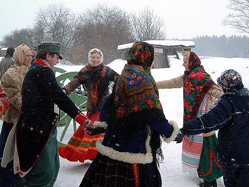 Рождественские святки: традиции, обычаи иприметы