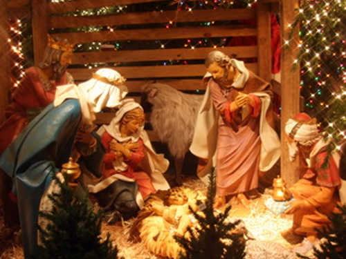 Сочельник 6января 2018года: навечерие Рождества Христова