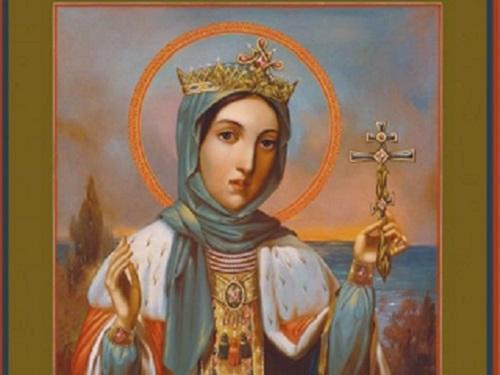 Икона царицы Александры