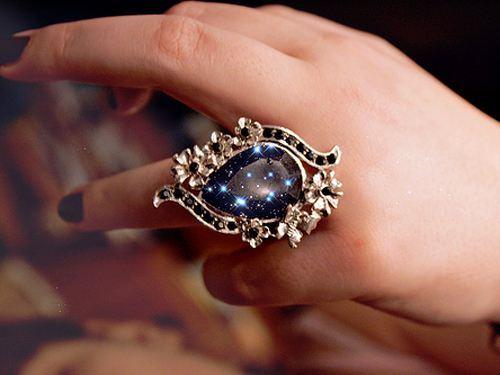 Как превратить кольцо всильный оберег