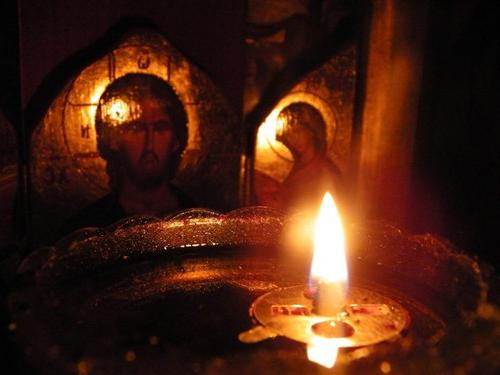 Какие молитвы читать вовремя Великого поста