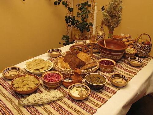 Молитвы перед вкушением пищи ипосле еды