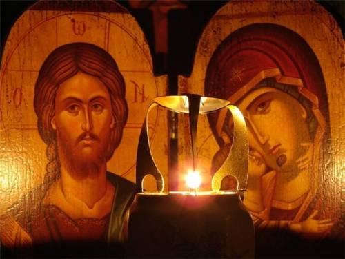 Вечерние молитвы вВеликий пост