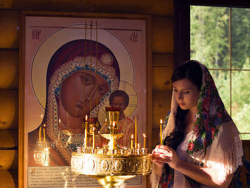 Утренние молитвы вВеликий пост