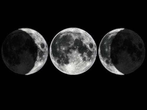 Заговоры наудачу нарастущую Луну