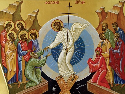 Икона «Воскресение Христово»