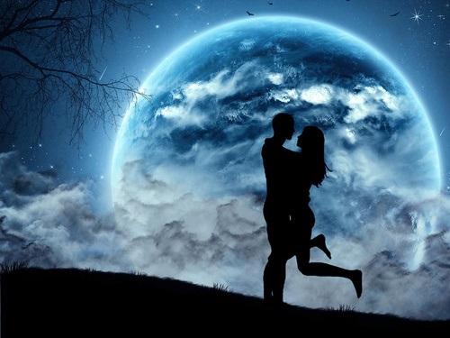 Заговоры налюбовь нарастущую Луну