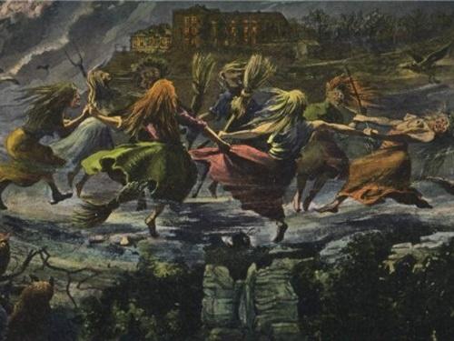 Вальпургиева ночь с30апреля на1мая 2018года: приметы, обряды иритуалы
