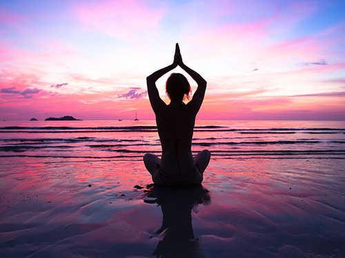 Утренняя медитация насчастливый день иудачные события