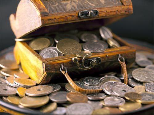 «Денежный замок»: эффективный обряд набогатство
