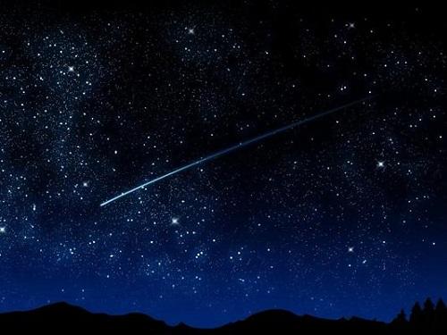 Звездопад Ариетиды с20мая по2июля 2018 года