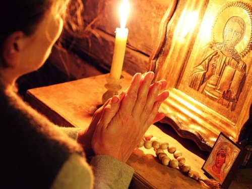 Молитва наосвящение любой вещи