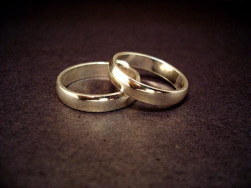 Обручальные кольца: народные приметы иповерья
