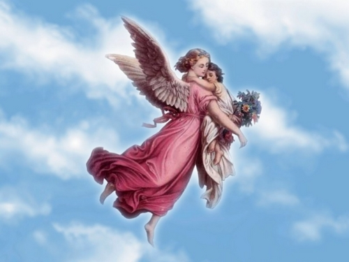 Молитвы всем святым иБесплотным силам небесным опомощи издравии