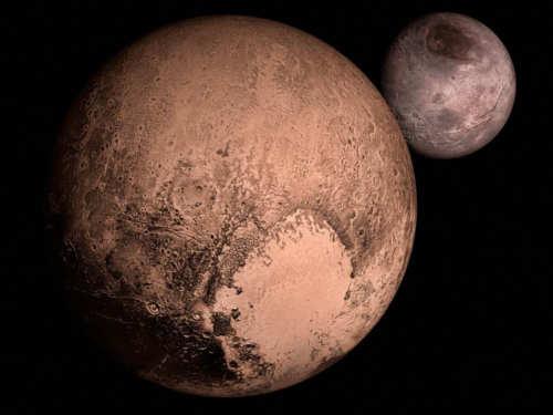 Астрологи оПлутоне: энергетика самой маленькой планеты
