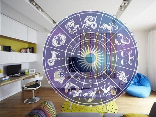 Дизайн квартиры поЗнаку Зодиака