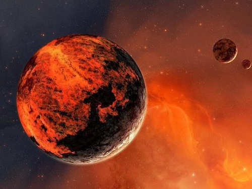 Начало ретроградного движения Марса 27июня 2018 года