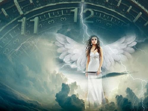 Часы ангела наавгуст 2018 года
