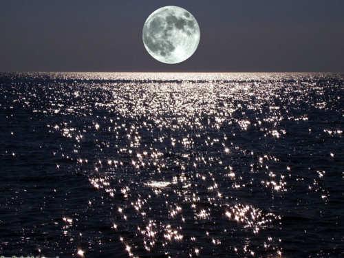 Убывающая Луна вавгусте 2018 года